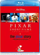 Pixar Short Film and Pixar Story (Blu-ray) (Collector's Edition) (Multi-Language Subtitled) (Japan Version)