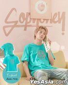 Sobyohey - T-Shirt (Mint Green) (Size XL)