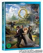 Oz: The Great and Powerful (2013) (Blu-ray) (Korea Version)