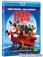 Fred Claus (Blu-ray) (Korea Version)