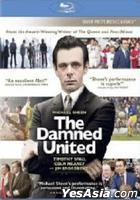 The Damned United (Blu-ray) (Hong Kong Version)