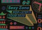 Sexy Zone POPxSTEP!? TOUR 2020 (First Press Limited Edition)(Taiwan Version)