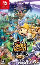 The Snack World: TreJarers Gold (日本版)