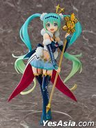 Hatsune Miku GT Project : Racing Miku 2018: Challenging to the Top 1:7 Pre-painted PVC Figure