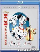 101 Dalmatians (1961) (Blu-ray) (Diamond Edition) (Hong Kong Version)