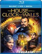 The House with a Clock in its Walls (2018) (Blu-ray + DVD + Digital) (US Version)