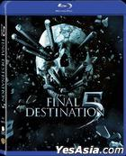 Final Destination 5 (2011) (Blu-ray) (Hong Kong Version)