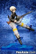 Strike Witches : Erica Hartman 1:8 Pre-painted PVC Figure