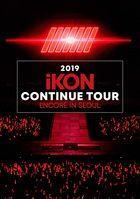 2019 iKON CONTINUE TOUR ENCORE IN SEOUL (DVD+PHOTOBOOK) (First Press Limited Edition) (Japan Version)