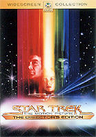 STAR TREK:THE MOTION PICTURE THE DIRECTOR`S EDITION (Japan Version)