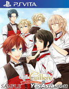 Cafe Cuillere (Normal Edition) (Japan Version)