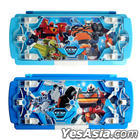 Tobot Pin Ball Game Pencil Case (1pc / Skyblue or Blue at Random)