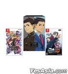 Naruhodo Legends Collection (Japan Version)