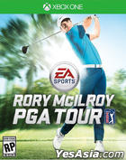 Rory Mcilroy PGA Tour (English Edition) (Asian Version)