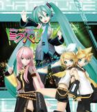 Hatsune Miku Live Party 2011 (MikuPa ♪) [BLU-RAY] (Limited Edition)(Japan Version)