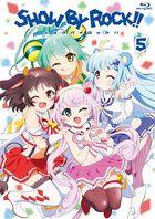 SHOW BY ROCK!! 5 (Blu-ray+CD) (Japan Version)