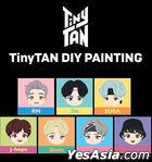 BTS - TinyTAN DIY Painting (SUGA)