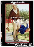 Jackass Presents: Bad Grandpa (2013) (DVD) (Korea Version)