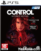Control: Ultimate Edition (Asian English / Chinese Version)