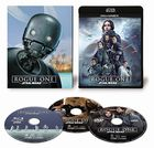 Rogue One: A Star Wars Story MovieNEX (Blu-ray+DVD) (First Press Limited Edition) (Japan Version)