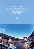 BTS WORLD TOUR 'LOVE YOURSELF: SPEAK YOURSELF' - JAPAN EDITION [BLU-RAY]  (Normal Edition) (Japan Version)