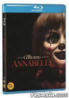 Annabelle (2014) (Blu-ray) (Korea Version)