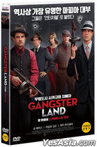Gangster Land (DVD) (Korea Version)