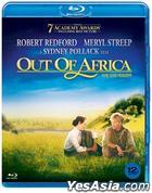 Out of Africa (Blu-ray) (Remastered) (Korea Version)