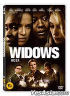 Widows (DVD) (Korea Version)