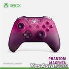 Xbox 无线控制器 (Phantom 洋红色特别版) (日本版)