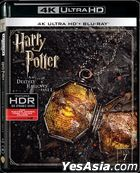 Harry Potter and the Deathly Hallows - Part 1 (2010) (4K Ultra HD + Blu-ray) (Hong Kong Version)