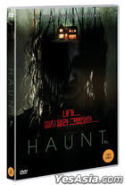 Haunt (DVD) (Korea Version)
