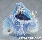 Character Vocal Series 01 : Hatsune Miku Snow Miku Snow Princess Ver. 1:7 Pre-painted PVC Figure