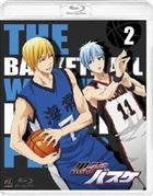 The Basketball Which Kuroko Plays (Blu-ray) (Vol.2) (Japan Version)