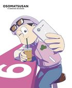 Osomatsu San 3rd Season Vol. 6 (DVD) (Japan Version)
