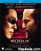 Rogue Assassin (AKA: War) (Blu-ray) (Hong Kong Version)