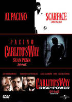 CARLITO & SCARFACE TRIPLE PACK (Japan Version)
