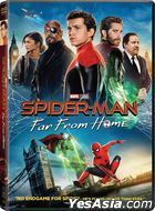 Spider-Man: Far From Home (2019) (DVD) (US Version)