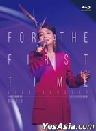 FOR THE FIRST TIME LIVE CONCERT (Blu-ray + 2CD)