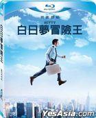 The Secret Life of Walter Mitty (2013) (Blu-ray) (Taiwan Version)