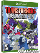 Transformers Devastation (Asian Version)