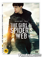 The Girl in the Spider's Web (DVD) (Korea Version)