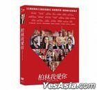 Berlin, I Love You (2019) (DVD) (Taiwan Version)