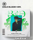 Super Junior-D&E Mini Album Vol. 4 - BAD BLOOD (Cold Blood Version)
