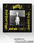 WOODZ Mini Album Vol. 2 - WOOPS! (ALLERGY Version) + Poster in Tube (ALLERGY Version)