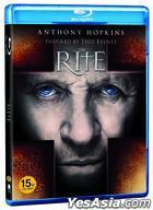 The Rite (Blu-ray) (Korea  Version)