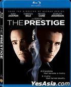 The Prestige (2006) (Blu-ray) (Hong Kong Version)