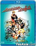 American Graffiti (1973) (Blu-ray) (Hong Kong Version)
