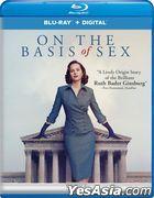 On the Basis of Sex (2018) (Blu-ray + Digital) (US Version)