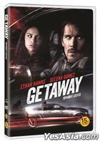 Getaway (2013) (DVD) (Korea Version)